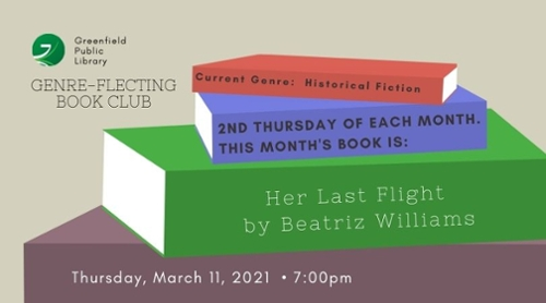 Genre-Flecting Book Club